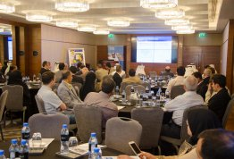 "AAU participation in ""IEEE UAE Section - Annual General Meeting"