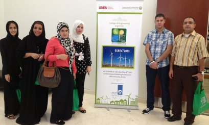 AAU Engineering Students Attend ESREC 2013