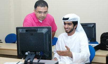 AAU College of Engineering Student among Top 10 Contestants at GITEX 2013