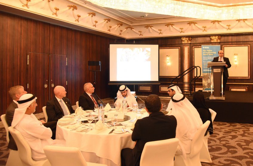 The annual general meeting of the IEEE UAE Section