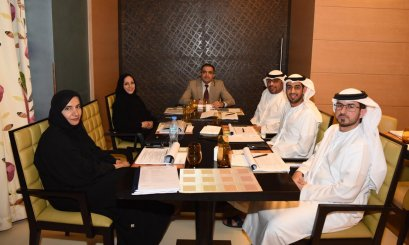 "The ""Industrial Advisory Board"" held its first meeting in 2017-2018"