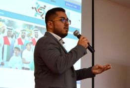 Al Watan Team Honors the Engineering Students