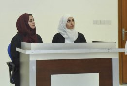 Moot Court 2017/2018 (Al Ain Campus)