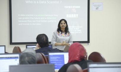"""Data Science"" Workshop Enhances Student's Knowledge"