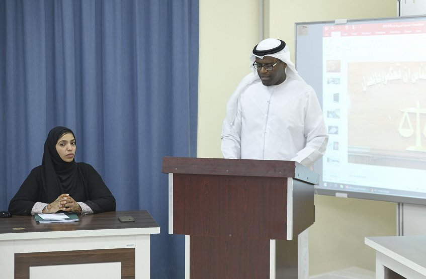 Moot Court 2019 - Abu Dhabi Campus