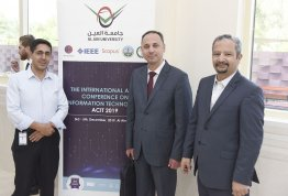 The 20th International Arab Conference on Information Technology (ACIT)